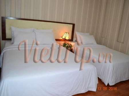Phòng Family 4 (Hồ Mây Resort)