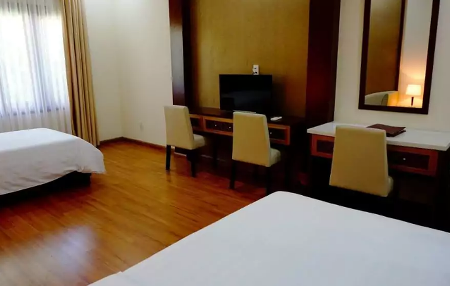 Executive Suite & 3 bữa ăn