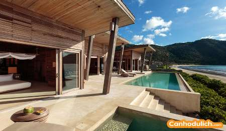 Ocean View 4 Bedroom Pool Villa