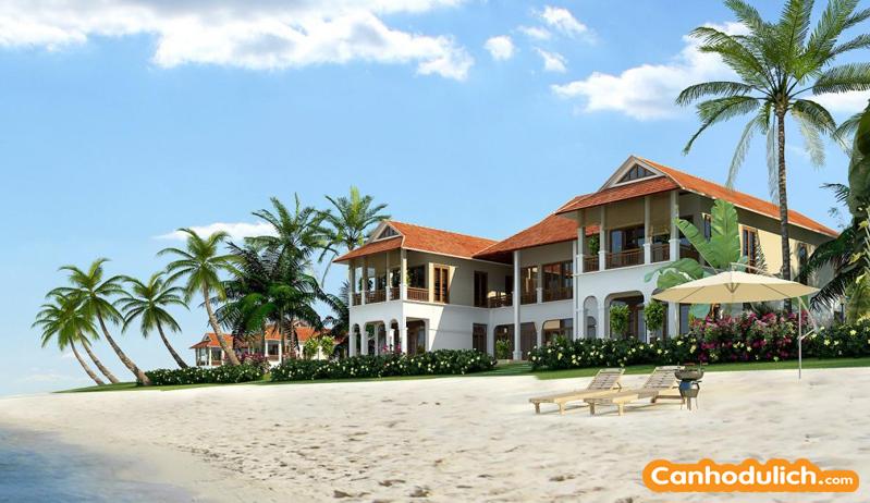3 Bedroom Beachfront Villa