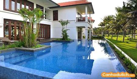Bedroom Pool Villa furama villas đà nẵng