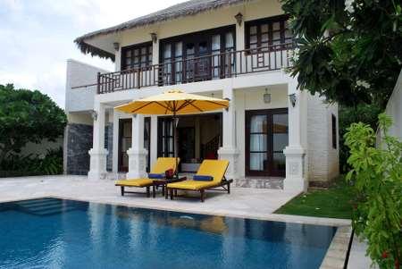 Beach Front Pool Villa