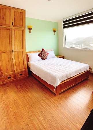 Căn hộ 2 phòng ngủ -70 m2 Hướng Sông