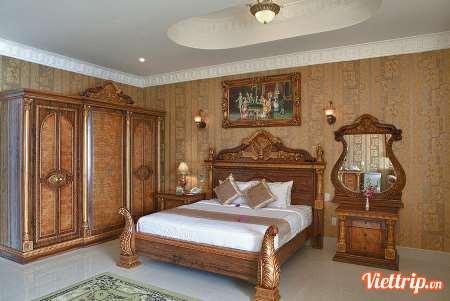 KHU BIỂN  - Phòng delux 2 khách Hướng Biển