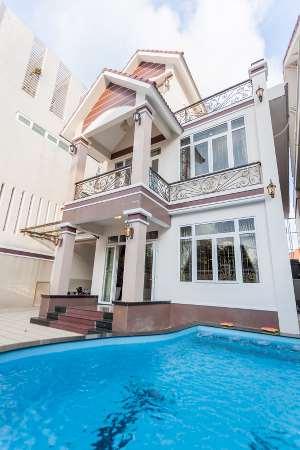 Villa nguyên căn 4 phòng ngủ