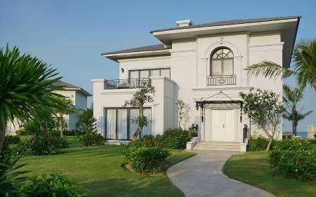 Villa 3 Phòng Ngủ Garden view