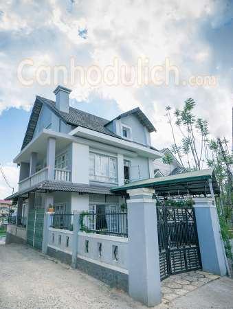 Villa Nguyên Căn 4PN + Phòng Tập Thể