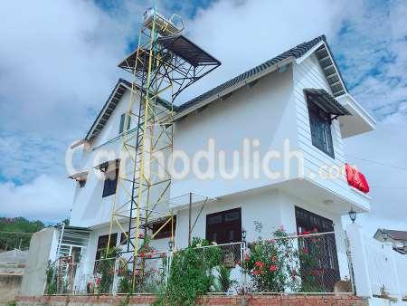 Villa Nguyên Căn 3PN + Áp mái
