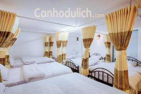 Phòng Dorm tập thể