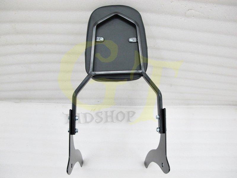 Backrest Sissy Bar for Yamaha RoadStar Warrior XV1700 PC PCM 02-10 33#FBK