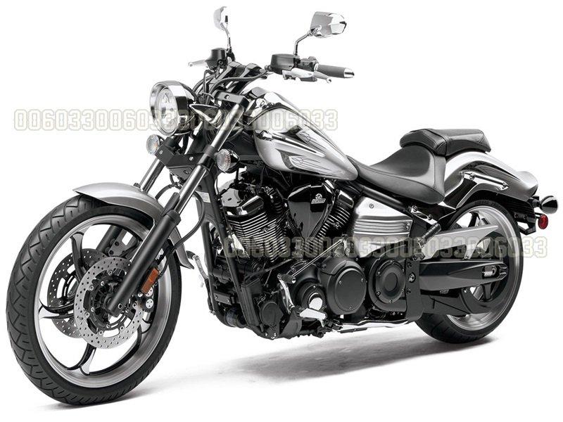Backrest Sissy Bar for Yamaha Raider  Raider S  XV1900  XV1900S 08-14 33#T