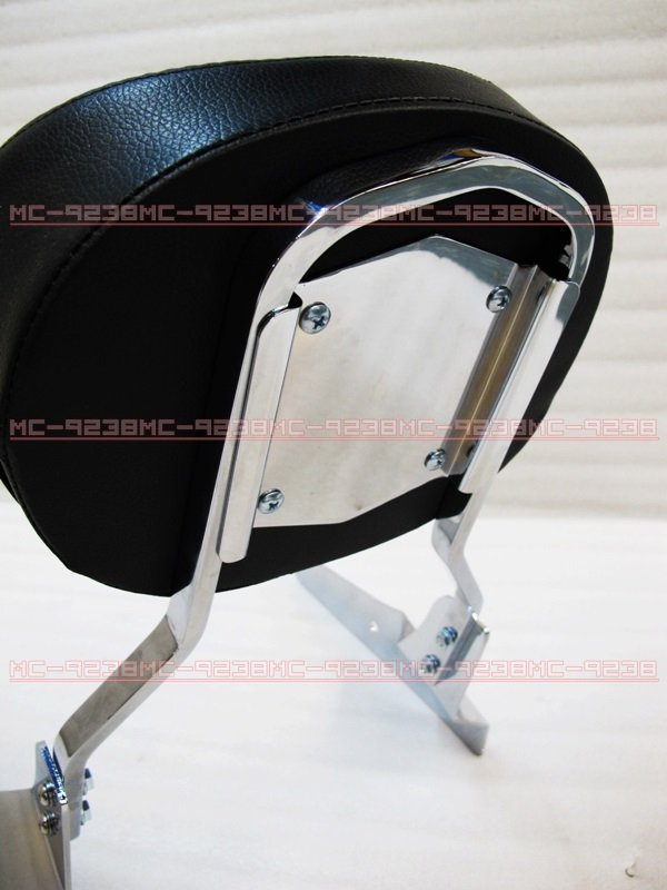 Backrest Sissy Bar For Kawasaki Vulcan Mean Streak 1500 1600 02 03 04-08m8#Fr