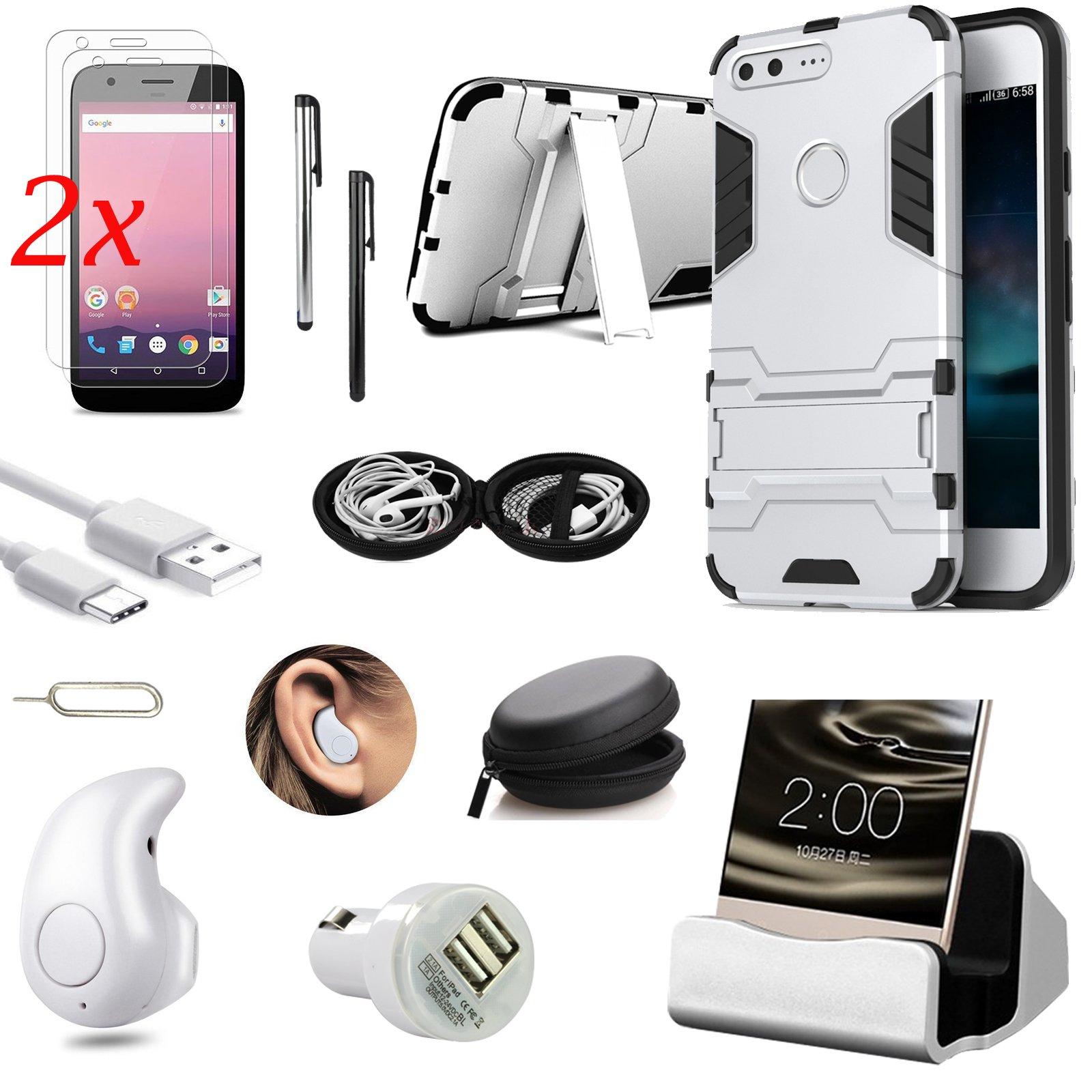 kickstand case charger wireless headset earphones. Black Bedroom Furniture Sets. Home Design Ideas