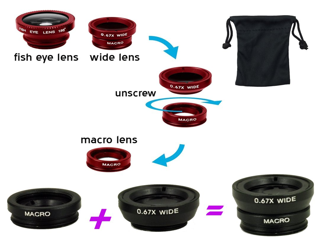 case bluetooth speaker led light selfie stick fish eye lens accessory for lg. Black Bedroom Furniture Sets. Home Design Ideas