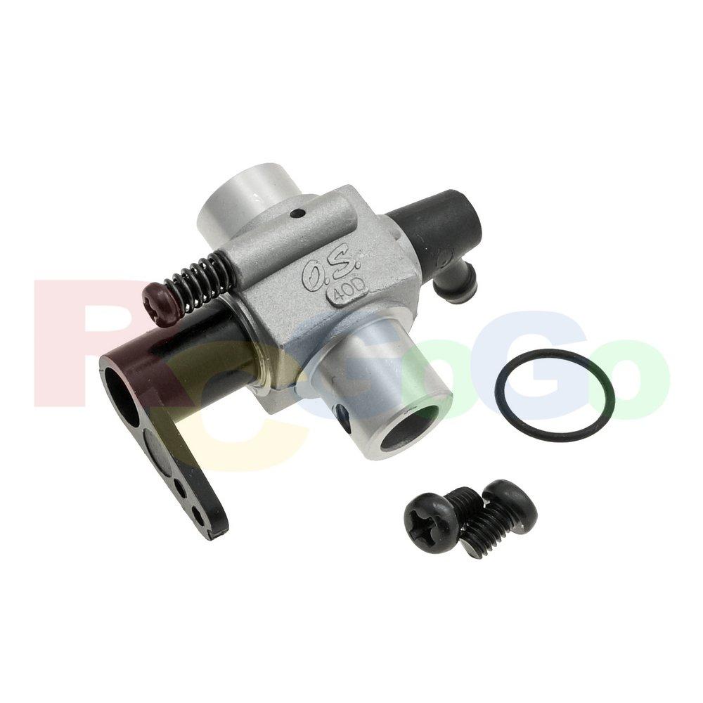 CARBURETOR 20D 25FX # OS22681030 **O.S Engines Genuine Parts**