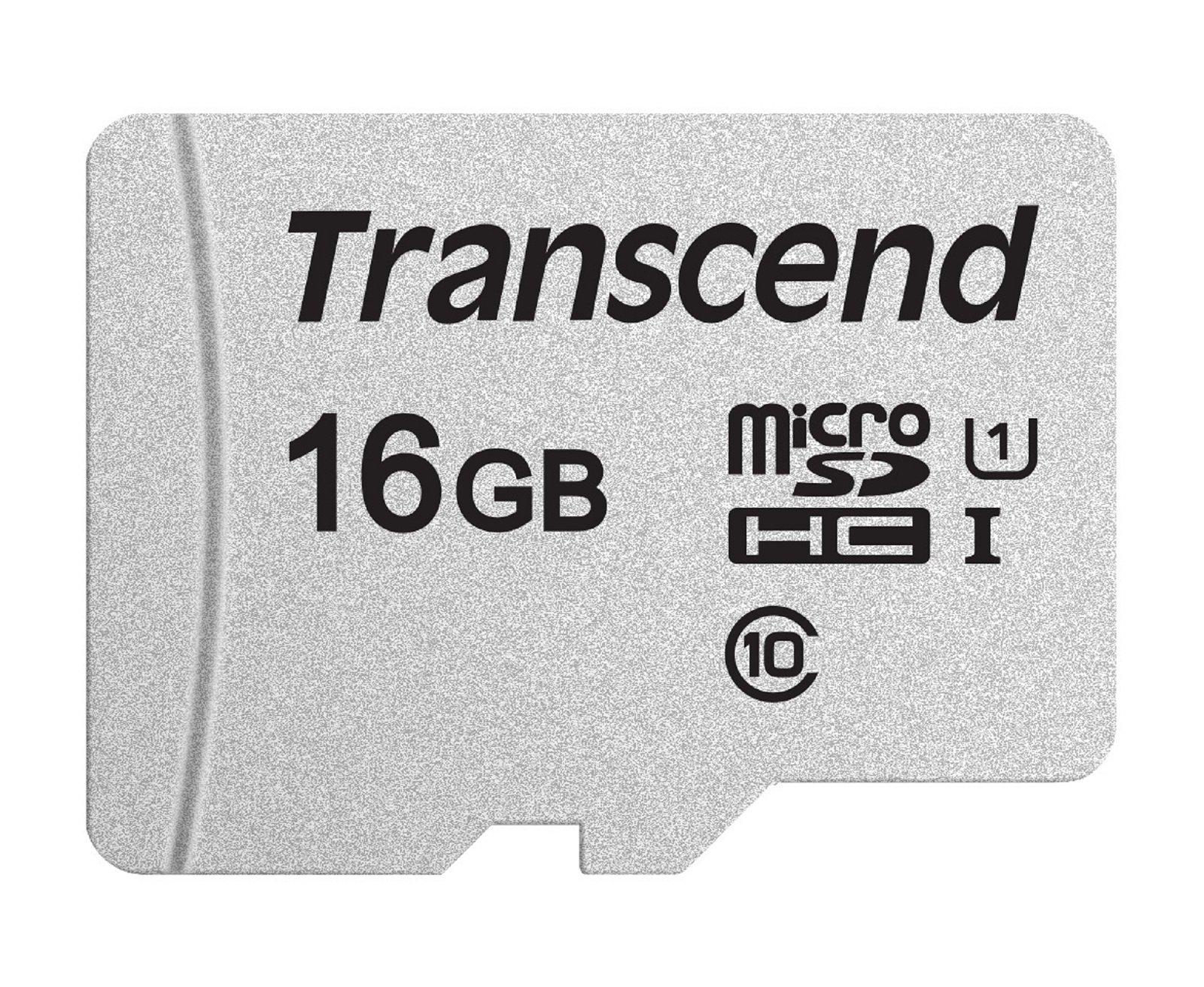 Transcend 300S SD 128 GB clase 10 Tarjeta de memoria Flash de U3 Nuevo ST