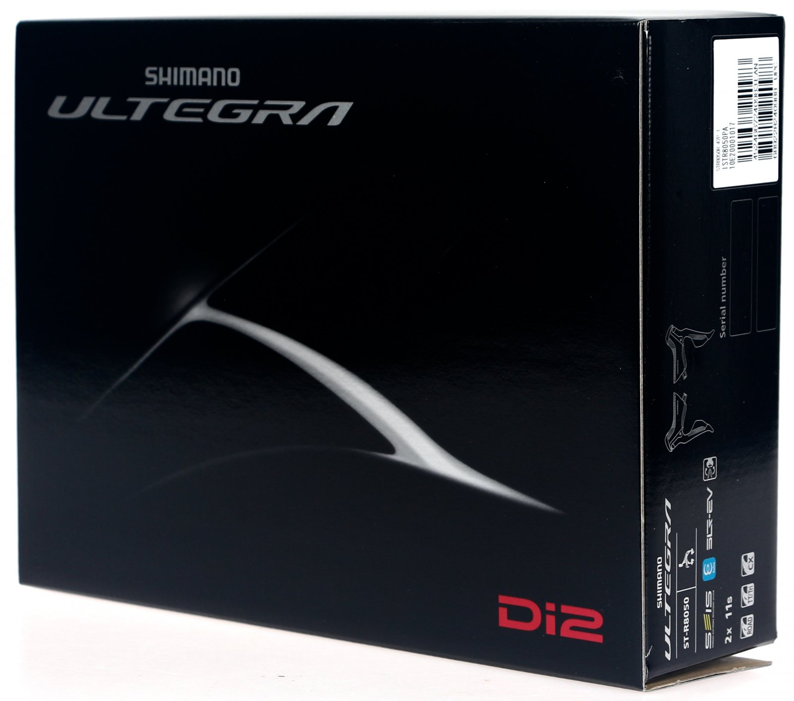 NIB SHIMANO ULTEGRA DI2 ST-R8050 2X11 SP SHIFTER//BRAKE DUAL CONTROL LEVER SET