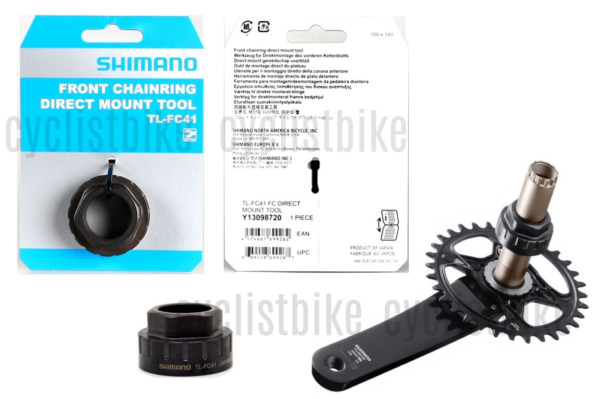 Vélo Shimano Outil Support de Compteur TL-FC21 Pour