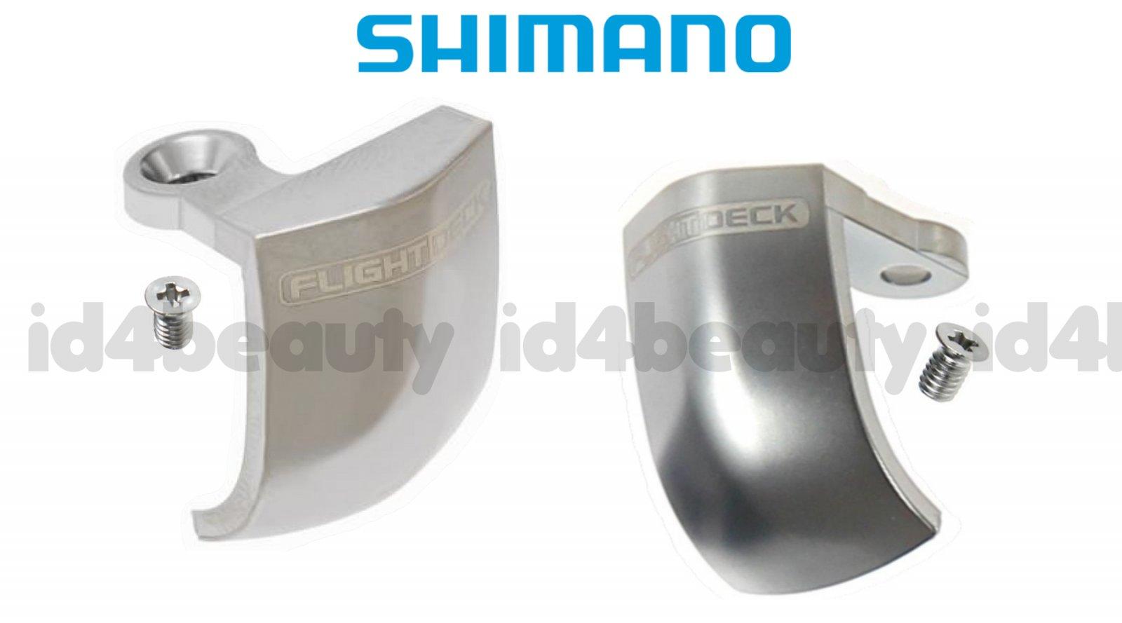 Shimano Ultegra ST-6800 Name Plate /& Fixing Screw Left /& Right NIB