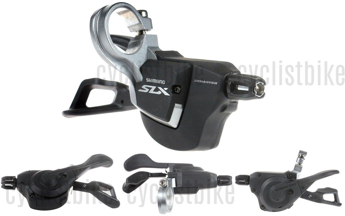 SLX SL-M7000 11 Speed Right Trigger Shifter Clamp unoptical Display New 1PC