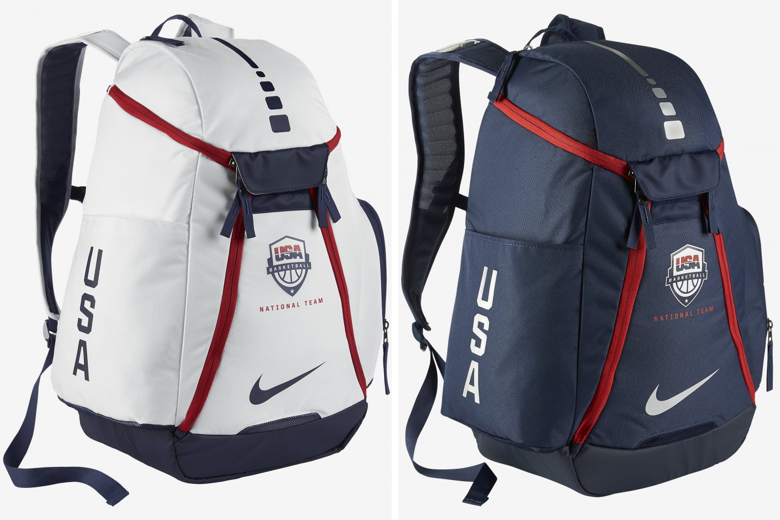 NIKE HOOPS ELITE MAX AIR TEAM 2.0 BASKETBALL BACKPACK USA ...