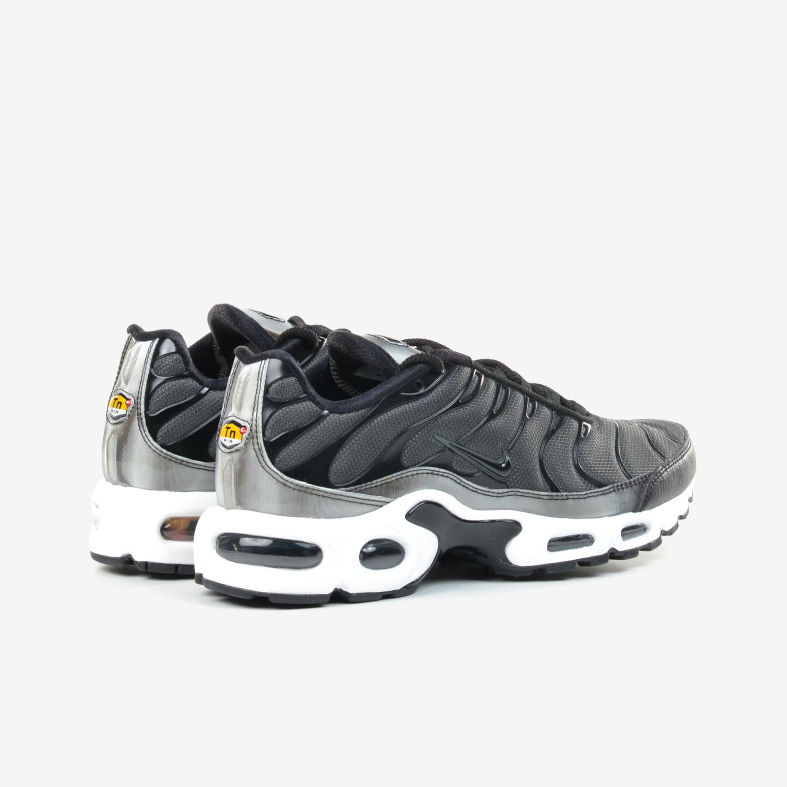 07722989186 Details about Nike Women s Air Max Plus SE Black Anthracite White Running  Shoes 862201-003