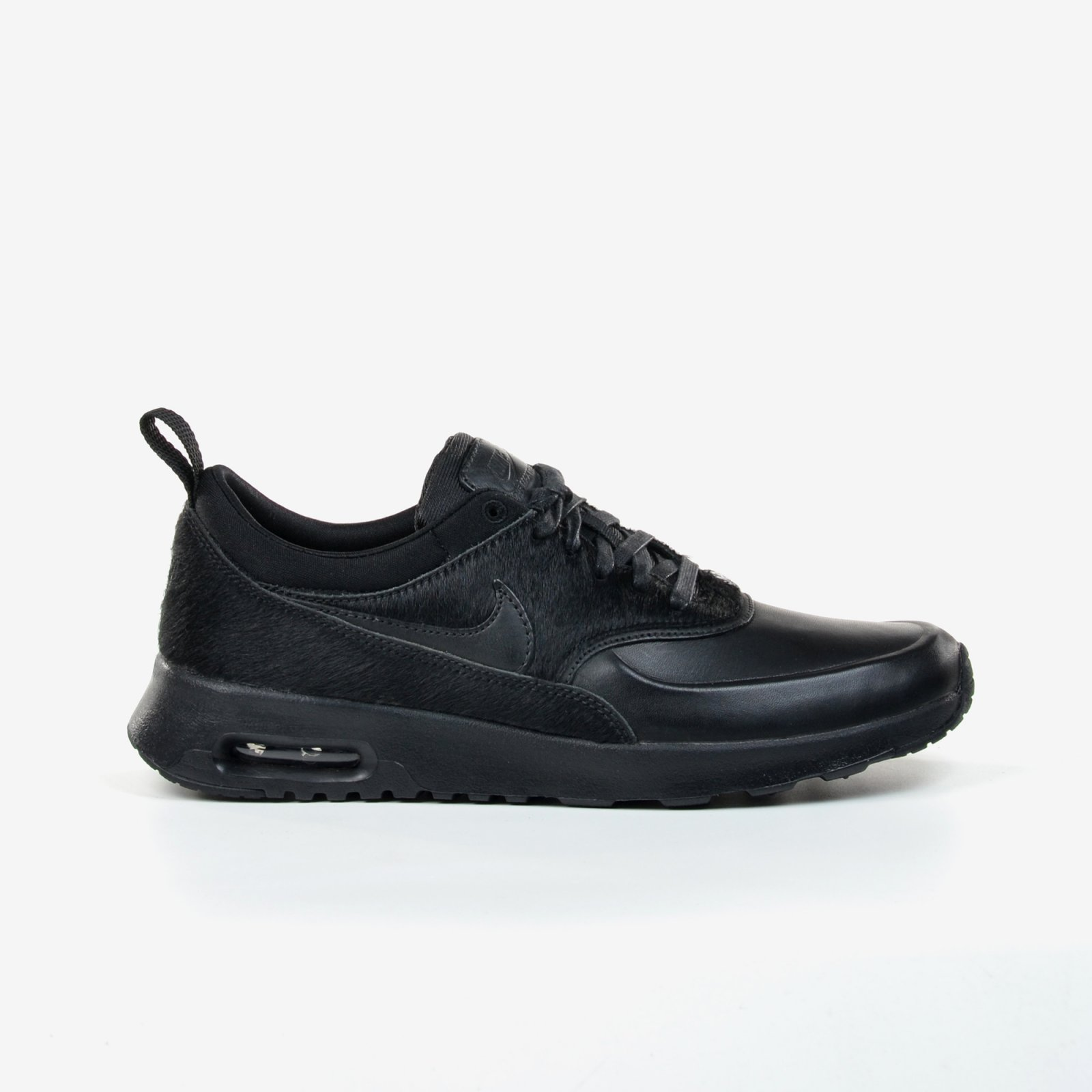 Womens Nike Air Max Thea Ultra Premium Black Trainers 848279