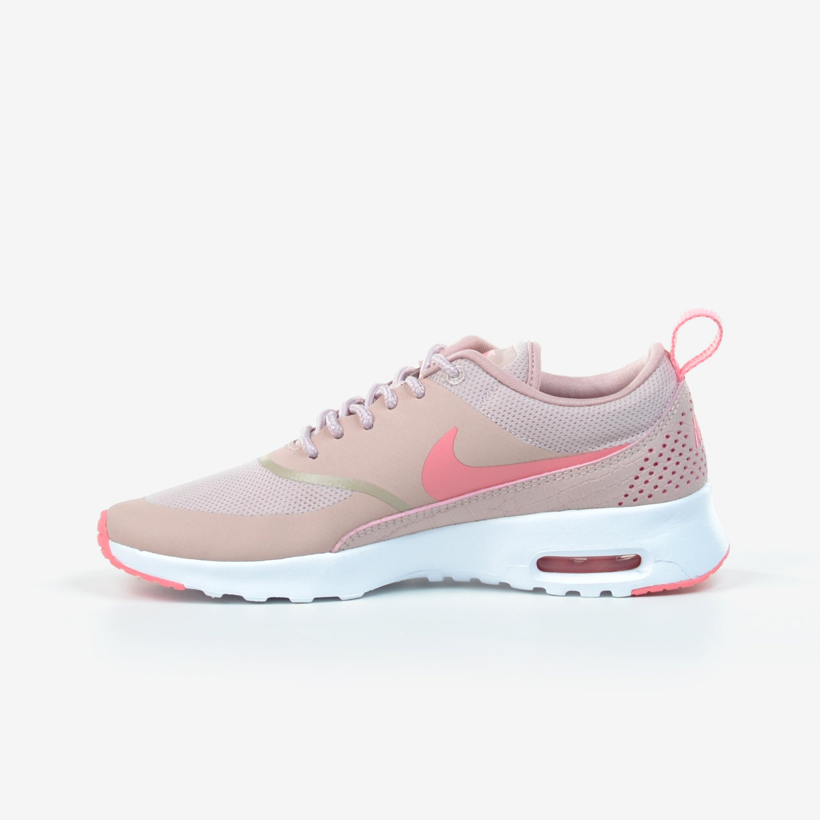official photos 20b40 984cc Nike Women s Air Max Thea Pink Oxford Melon Size 5.5 Running Shoes  599409-610. Nike