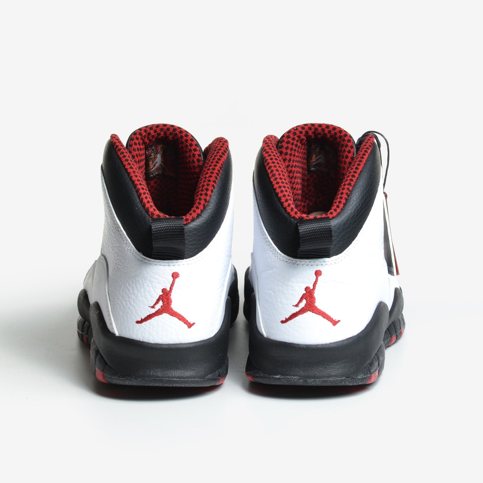 252cab3517c2dd Air Jordan 10 Retro Chicago White Varsity Red Black 2012 X Men s Nike  310805-100