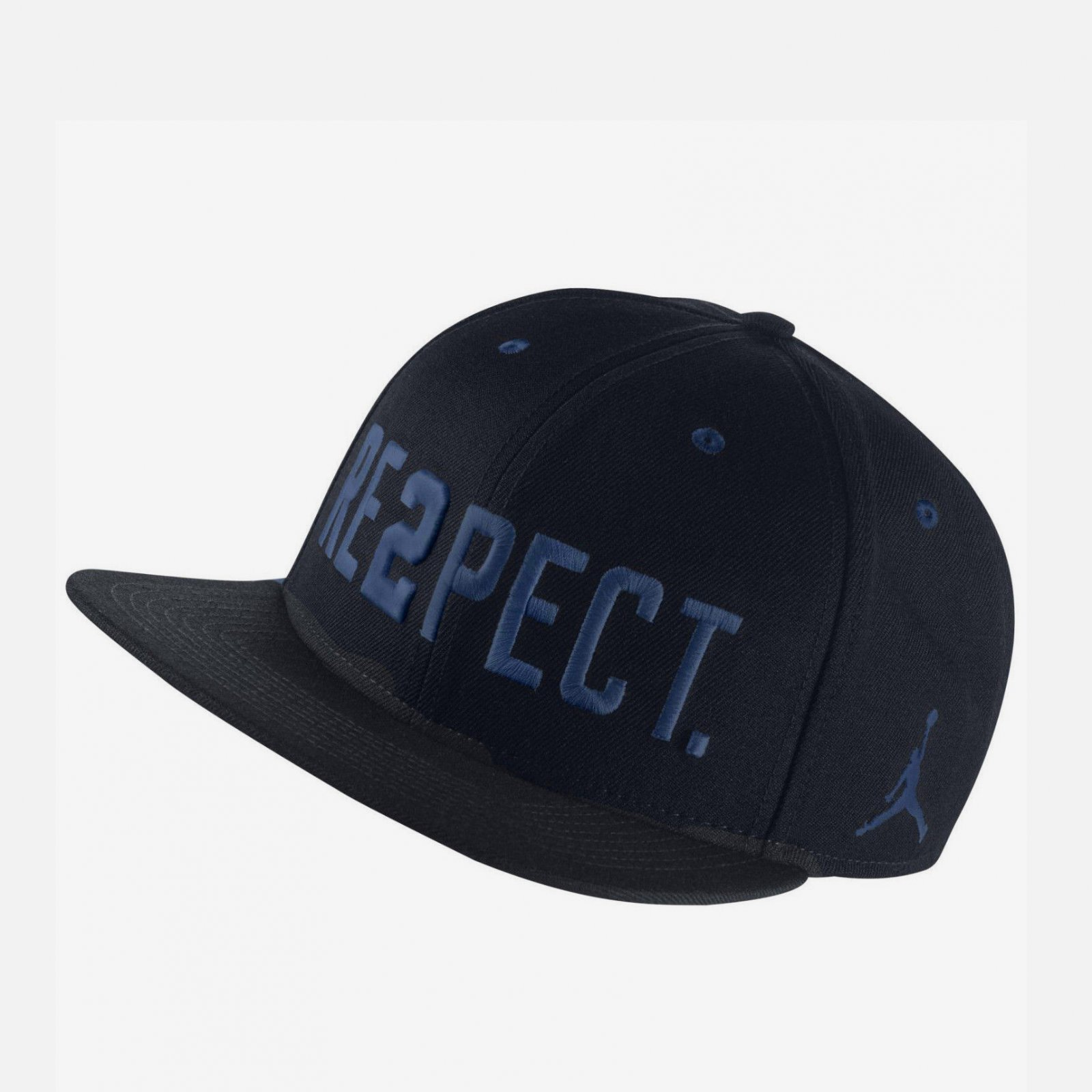 85c697aa52ef ... cheap jordan re2pect derek jeter snapback hat black navy cap air nike  715818 011 c010c 11eab