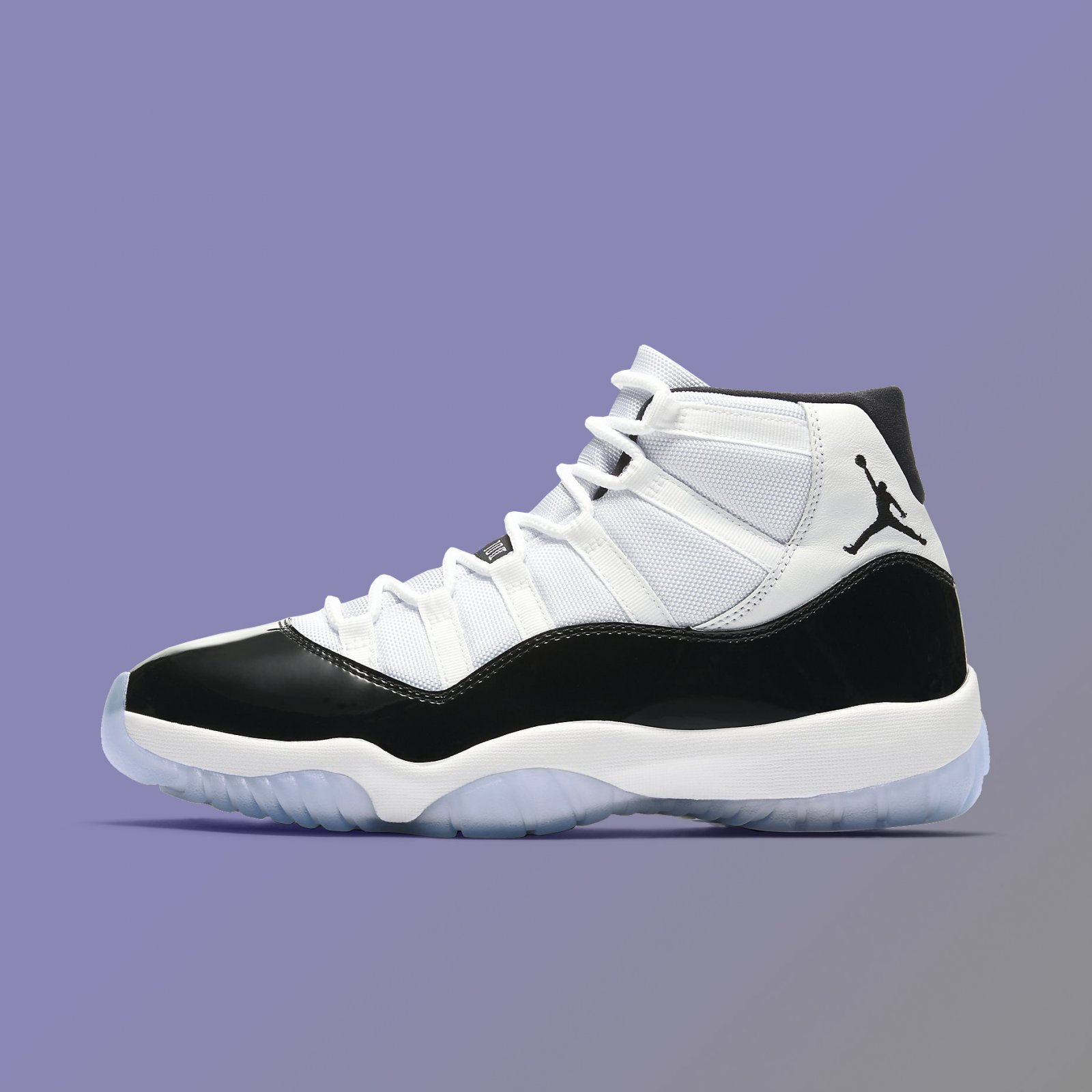 dd2cc14344a0 Details about Air Jordan 11 Retro White Concord Black 2018 OG XI Nike Men s  Kid s Sneakers DS