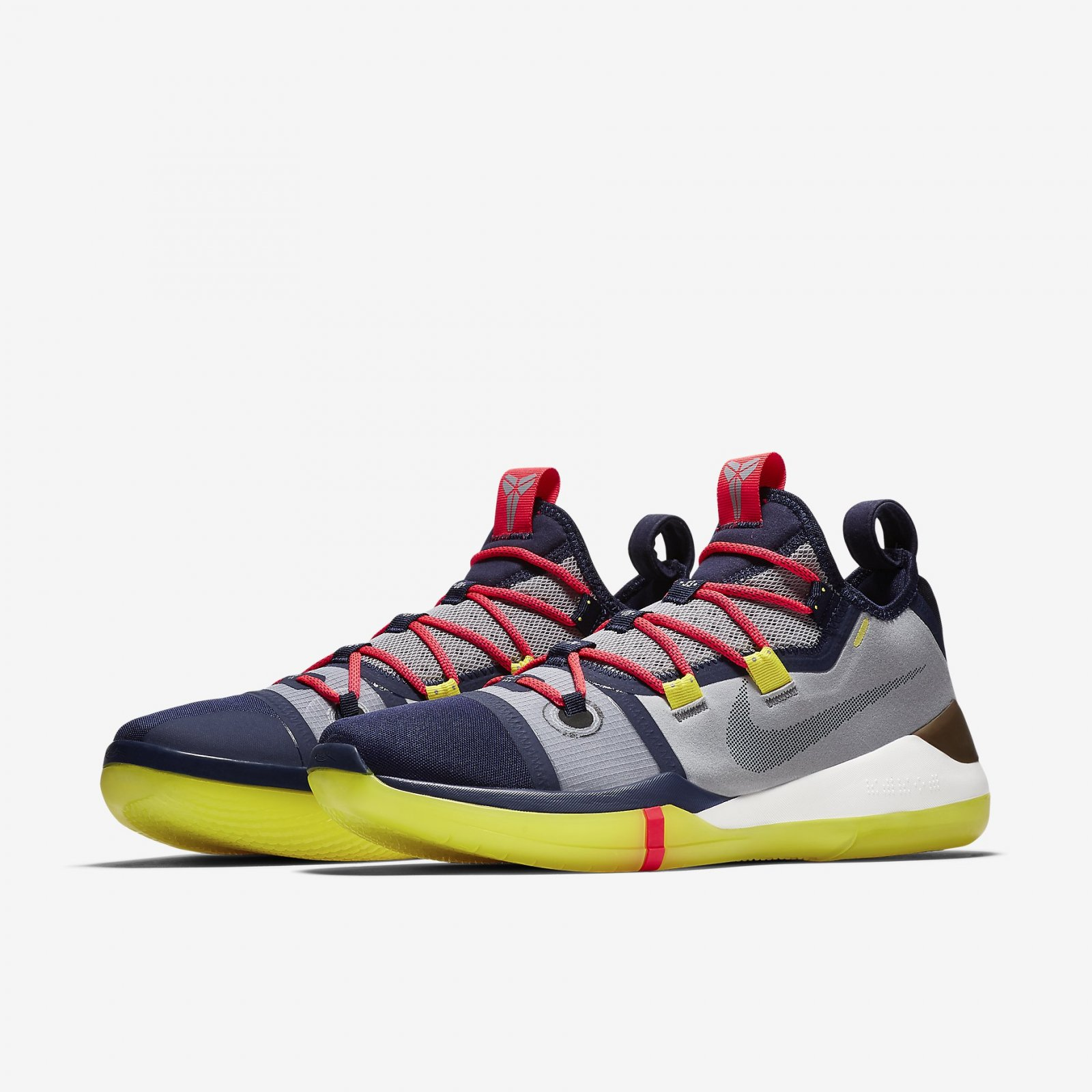 f07d6abf478 Nike Kobe AD EP Sail Multi-Color Mamba Day Men s Basketball Shoes ...