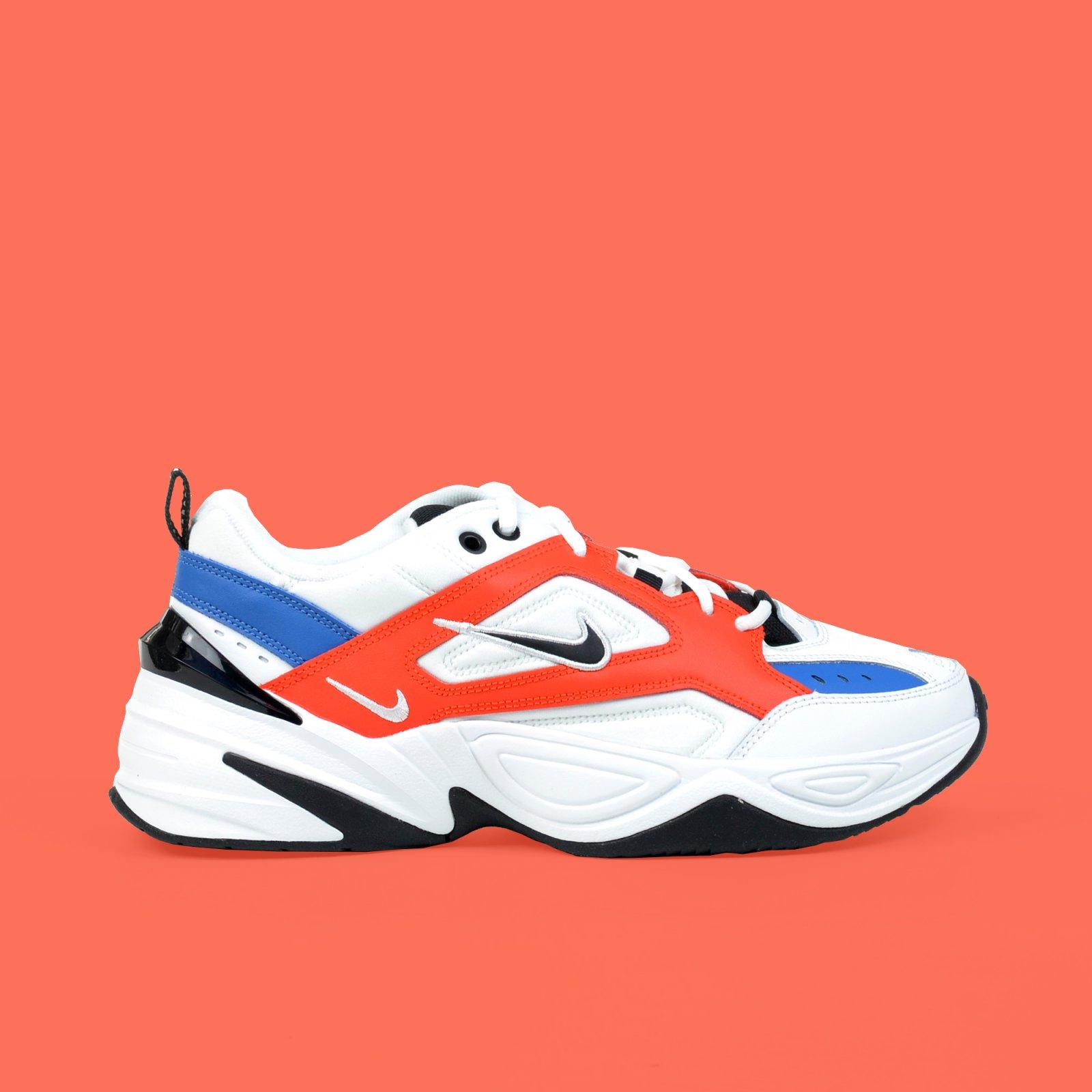 Details about Nike M2K Tekno John Elliott Summit White Black Orange Men\u0027s  Dad Shoes AV4789,100