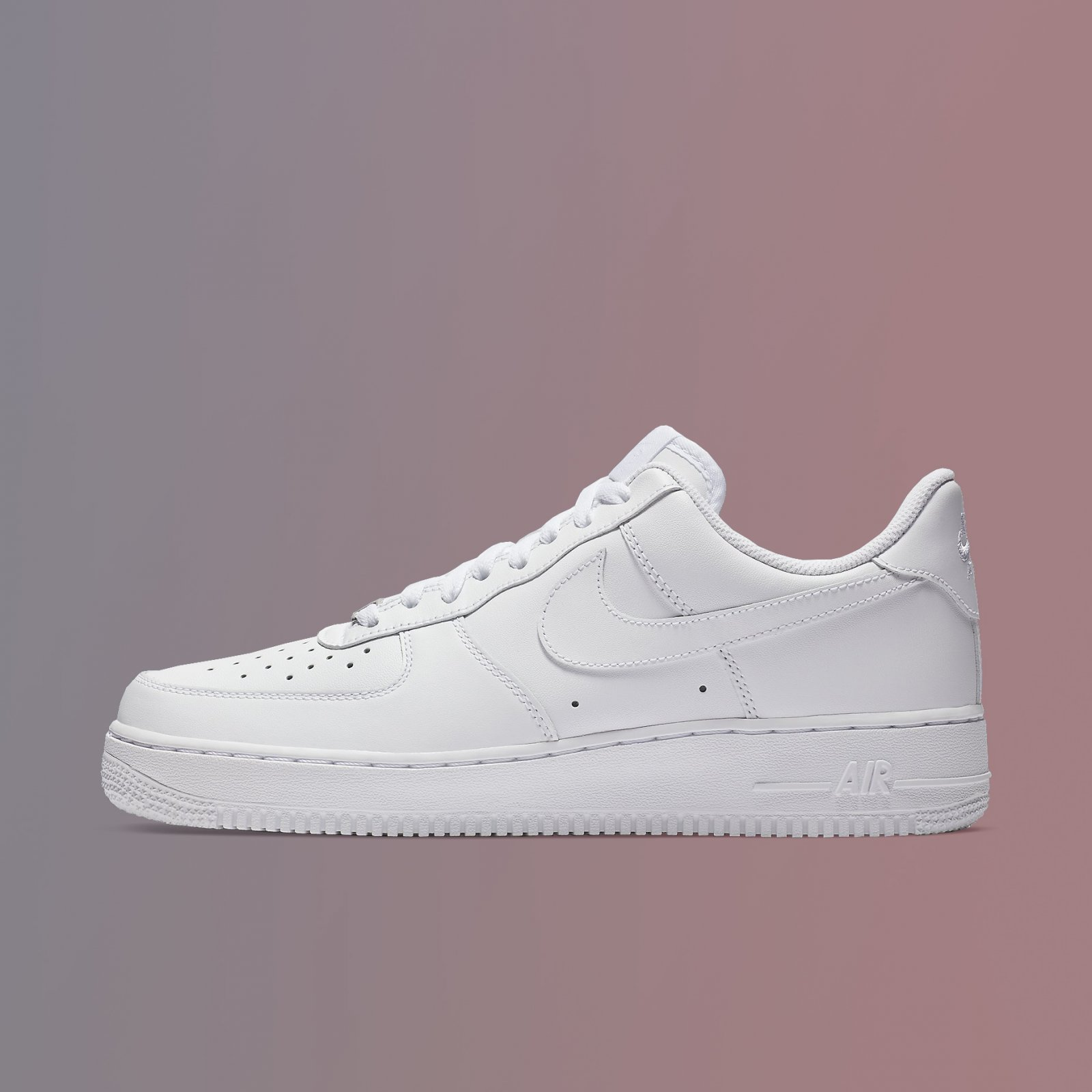 a7bd6c98e8c55 Details about Nike Women's Air Force 1 '07 White on White Casual Shoe 2018 WMNS  AF1 315115-112
