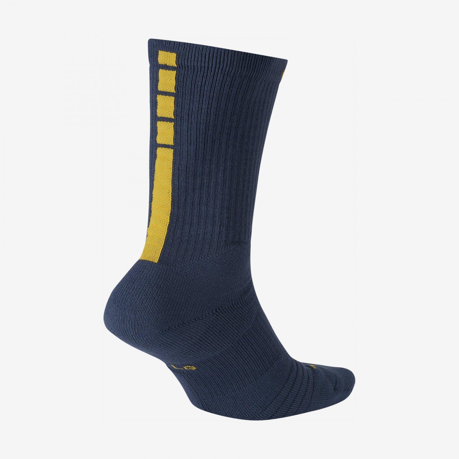 1bdec1eb489d NBA Nike Elite City Edition Crew Golden State Warriors GSW Socks  SX5981-471. Nike