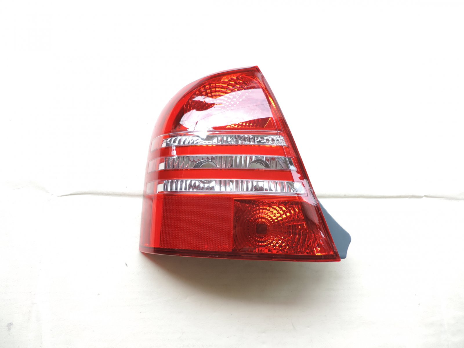 NEW Protege BJ MK8 99-04 Sedan 4D Clear Tail Rear Light Red//Clear V3 for MAZDA