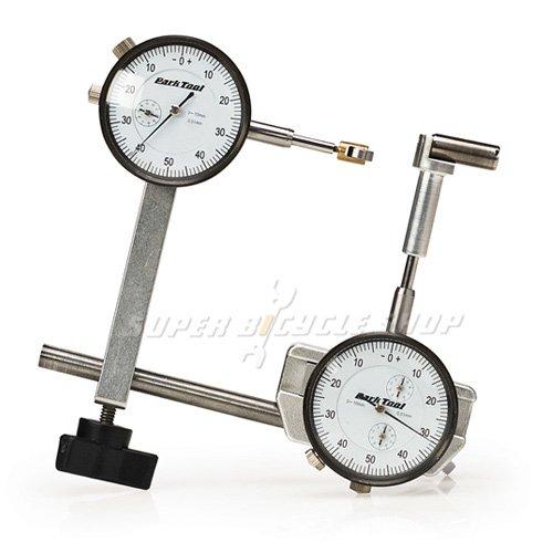 Dial Indicator Accessories : Park tool ts di bike dial indicator gauge set