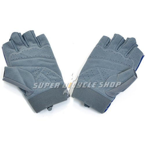 Nike Men S Destroyer Training Gloves: NIKE Men's Core Lock Training Gloves 2.0 , Grey X Blue