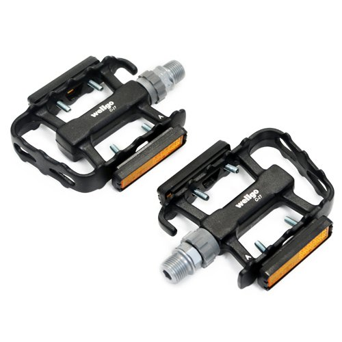MKS MT-E MTB Alloy Pedal Set Mountain Bike Bicycle Pedals