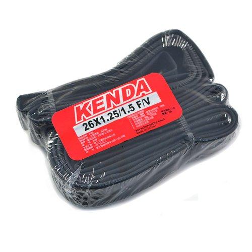 20 x 1.25//1.5 F//V 2 pcs KENDA Bicycle Inner Tube Presta Valve