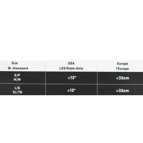 Grillo neumático recuperar  NIKE Pro Patella 2.0 Adjustable Workout Band , Black x White | eBay