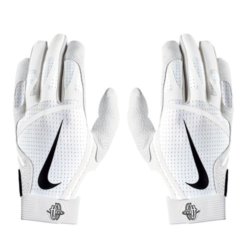 afa393544977b High quality materials and a durable design make Nike Huarache Pro Adult  Baseball Batting Gloves a strong choice for elite hitters.