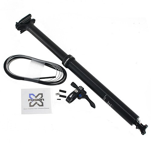 I72 Dropper Seat Post Remote Lockout External Routing 30.9 mm