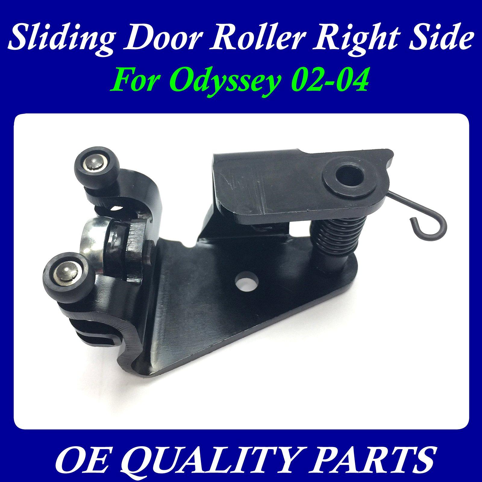 Power Sliding Door Roller Hinge Right Side For Odyssey 02 04