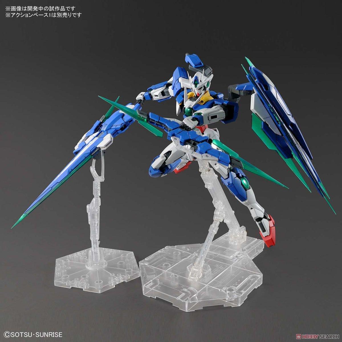 Bandai Mg Master Grade 1 100 00 Qant Full Saber Gundam 144 Hgoo Gnt 0000 Qanta Model Kits