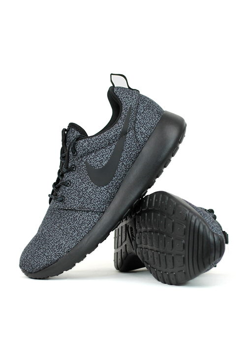 Buy roshe run black speckle,grey and pink roshe run,Fine - Shoes