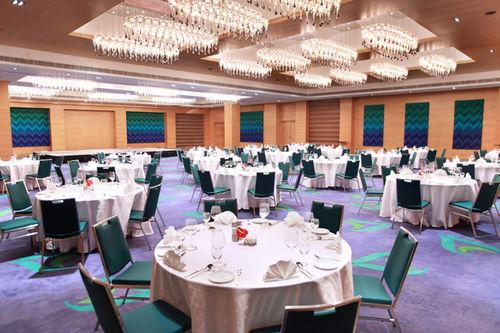 image of Banquet Hall at Marigold Hotel ac banquet hall at begumpet, hyderabad