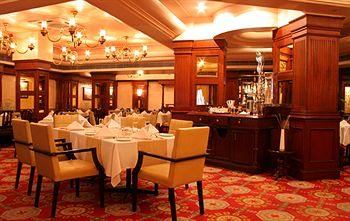image of Banquet Hall at The Golkonda Hotel ac banquet hall at banjara-hills, hyderabad