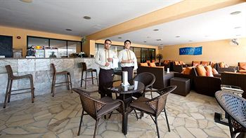 image of Oak Banquet Hall at Time Oak and Suites ac banquet hall at tecom, dubai