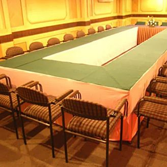 image of Banquet Hall at Hotel Sai Prakash ac banquet hall at nampally, hyderabad